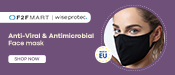 Anti-Viral & Antimicrobial Face Mask